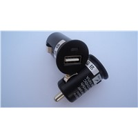 Wholesale Universal 5V1A mini USB car charger cell phone charger for mobile phone