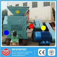 High capacity new type Small Investment coal powder briquette machine