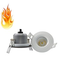 Fire Rated LED Down Light/Waterproof LED Ceiling Spotlight-B 6W