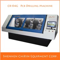 High Speed 4 Spindle CNC PCB Drilling Machine