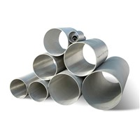 ASTM A312 TP304 TP316 Austenitic Stainless Steel Tube / Pipe For Food Industry