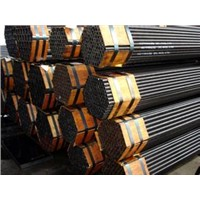 ASTM A335 Round Ferritic Alloy Steel Tubes / Pipe For Heat - Exchangers