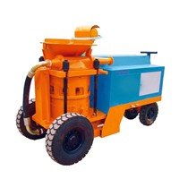 Concrete Gunite Machine Building Construction Machinery and Equipment