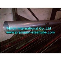 SAE J525  Low Carbon Welded DOM Steel Pipe DOM Metal Tubing for Auto Parts