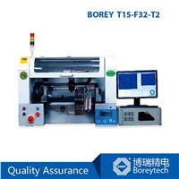 Two-head 32 Feeders Desktop SMT Pick and Place Machine for PCB Printing