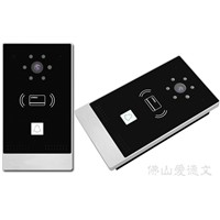Video Door Phone Shell Villa Type Aluminum alloy