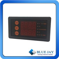 12V LED Digital  Alternator Battery Tester with two Led lights Display