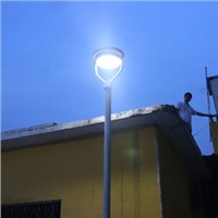 All In One Solar LED Garden Lamp