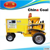 Building Construction Equipment Dry Type Concrete Gunning Machine  Concrete Shotcrete Machine