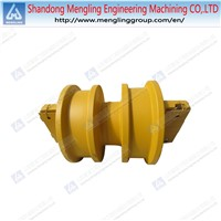 Bulldozer Machine Parts Track Bottom Roller D50