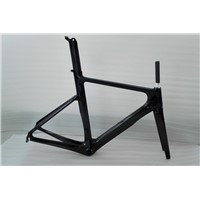 48/50/51/54/56/58cm carbon road bicycle frame set T800