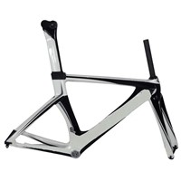New Road Bicycle Carbon Frame TT Frameset  UD Glossy