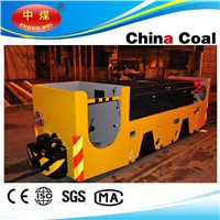 China Coal Group Single Cab Battery Electric Locomotive for Inderground Mine Machinery