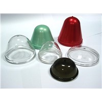 Food bottle PET preform mould
