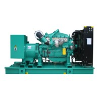 Googol 4 Stroke Diesel Engine Power 300kW Silent Generator