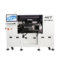 HCT-1200-LV Desktop Smt Equipment Chip Mounter Mounting Pick And Place Machine