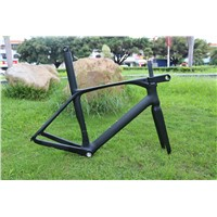 48/50/52/54cm carbon road bike frame oem production
