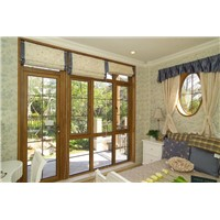 Pure Solid-Wooden Windows