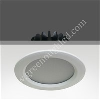 Round IP65 Shower Recessed LED Down Light 5W