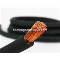 IEC60245 Standard Rubber Insulation Welding Cable