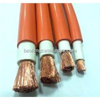50mm2 Orange Welding Ground Cable