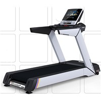 2015 New products AC motor commercial Treadmill with MP3