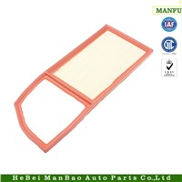 Auto Air Filter OE number (03C 129 620F) For  Polo Engine Parts