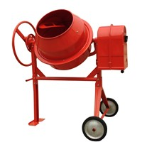 China Coal 350L drum type concrete mixer  with good price