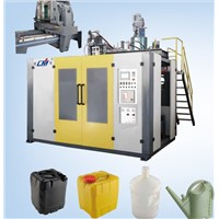 HDPE/PP Extrusion Blow moulding machine