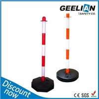 Rubber road Bollard Traffic Warning Bollard