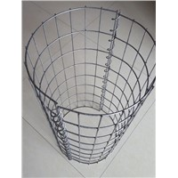 Heavy Galvanizing Round Style Welded Mesh Gabion Box