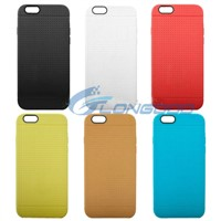 Honeycomb Silicon Case for iPhone 6 (IP6-009)