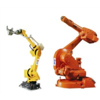 Industrial manipulator  Punching die robot   The Vatican industrial robot