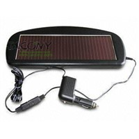 12v solar car battery charger (SCC-1.5)