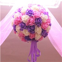 Wedding decoration hanging flower ball for room