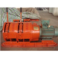 china coal 22KW Scraper Winch model 2JP-22