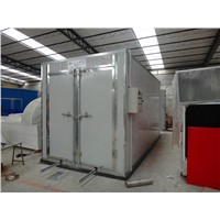 pco28502e powder coating curing oven