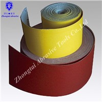120g white paper sand paper roll