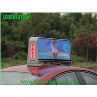 Taxi LED display P5
