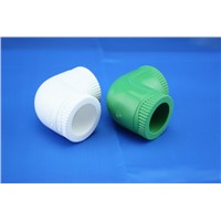 Ppr plastic pipe fittings---ppr elbow