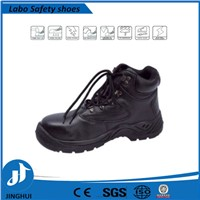 Genuine leather Safety protection shoes for workers Acid and alkali,anti - blow, anti-static,