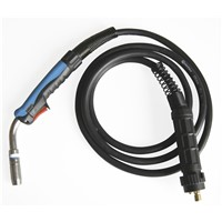 push pull welding torch for stainless steel