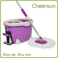 2015 360 Easy Mop with Single Bucket