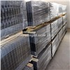 1.3mm - 2.4mm Hot dipped galvanized  /  PVC coated welded wire mesh panel on sale
