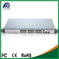 2015 New Arrival Rushed 24 Port Switch 24 Ports Poe Switch Manufacturer Best Brand For Ip Camera