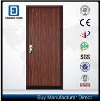 Fangda bullet proof residential security door