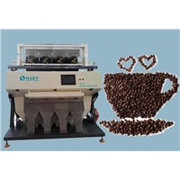 42 channels CCD color sorter for coffee bean