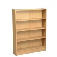 Office Furniture Wooden 3 Tier Modular Bookcase