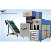 Pet semi-automatic Stretch Blow Moulding(QCL-2000)