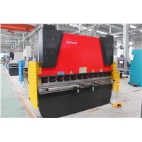 100T/2500 sheet metal folding machine, press brake, steel plate bending machine